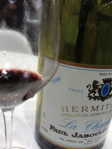 A superb Hermitage La Chapelle 1990