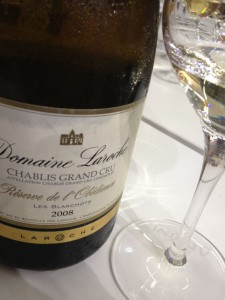 A very fine Les Blanchots