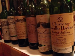 Many of the wines we enjoyed