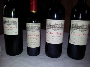 Fine recent vintages, particularly 2009 and 2010